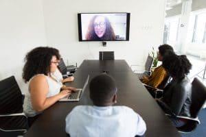 コスト削減効果も抜群!?Web会議システム導入のメリットについて解説